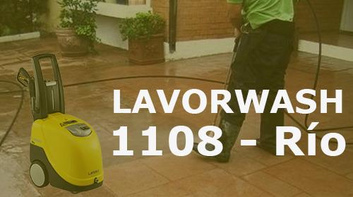 Hidrolimpiadoras Lavorwash 1108 – Río – Revisión y Opiniones