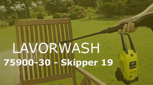 Hidrolimpiadora Lavorwash 75900-30 – Skipper 19 – Revisión y Opiniones