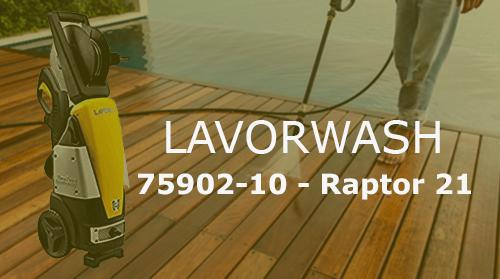 Hidrolimpiadora Lavorwash 75902-10 – Raptor 21 – Revisión y Opiniones