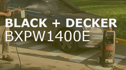 Hidrolimpiadora Black + Decker BXPW1400E – Opiniones y Análisis