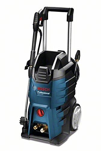 Bosch Professional GHP 5-75 - Hidrolimpiadora de alta presión (2600 W, 185 Bares, manguera 8 m, lanza acero 3 en 1)