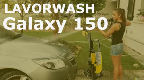 Hidrolimpiadora Lavorwash Galaxy 150 y 160 – Revisión y Opiniones