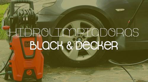 Hidrolimpiadoras Black + Decker  – Opiniones y Análisis