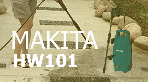 Hidrolimpiadora Makita HW101 – Opiniones y Análisis