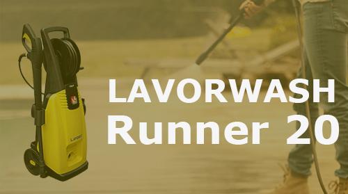Hidrolimpiadora Lavorwash Runner 20 – Revisión y Opiniones