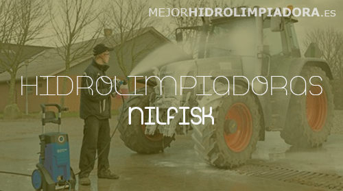 hidrolimpiadoras Nilfisk