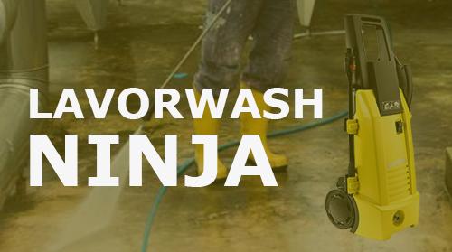Hidrolimpiadora Lavorwash Ninja – Revisión y Opiniones