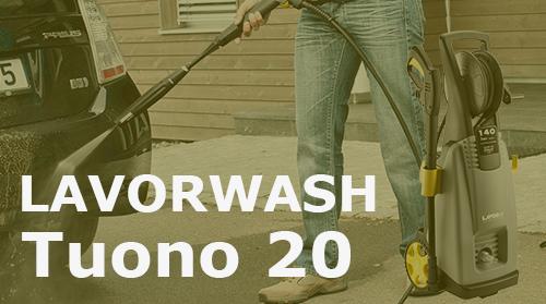Hidrolimpiadora Lavorwash Tuono 20 – Opiniones y Análisis
