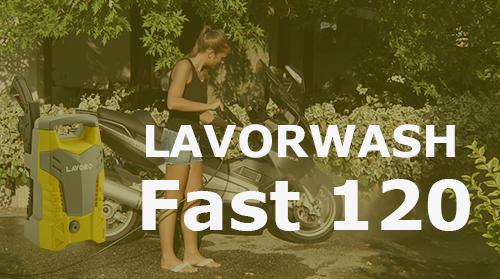 Hidrolimpiadora Lavorwash Fast 120 – Revisión y Opiniones