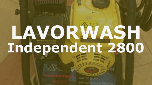 Hidrolimpiadora Lavorwash Independent 2800 – Revisión y Opiniones