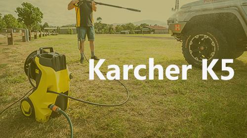 Hidrolimpiadora Karcher K5 – Opiniones y Análisis