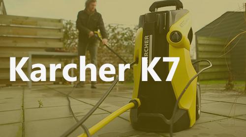 Hidrolimpiadora Karcher K7 – Opiniones y Análisis