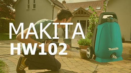 Hidrolimpiadora Makita HW102 – Opiniones y Análisis