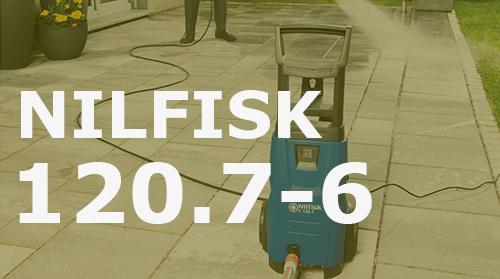Hidrolimpiadora Nilfisk 120.7-6 – Opiniones y Análisis