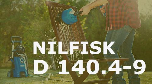 Hidrolimpiadora Nilfisk D 140.4-9 – Opiniones y Análisis