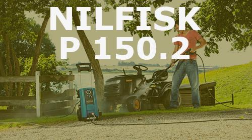 Hidrolimpiadora Nilfisk P 150.2 – Opiniones y Análisis